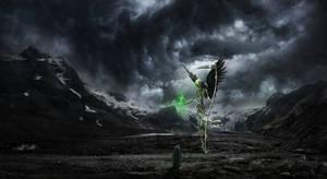 Green Flame by igreeny