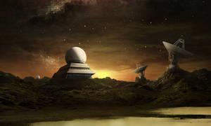 Radar Base by igreeny