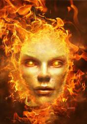 God of Sun by igreeny