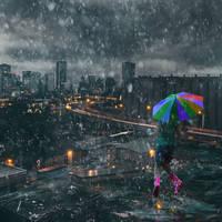 Rainy Day by igreeny