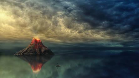 Volcano by igreeny