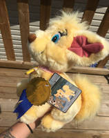 ANGEL plush - Best in show - Lady and the tramp 2