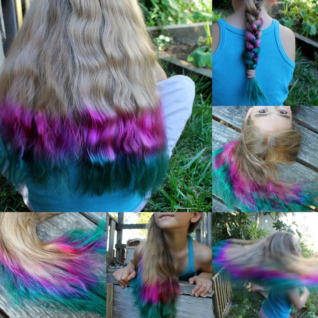 Two Tone Dip Dye 2 By Wundrland On Deviantart