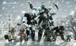 Jotunheim - Winter Land