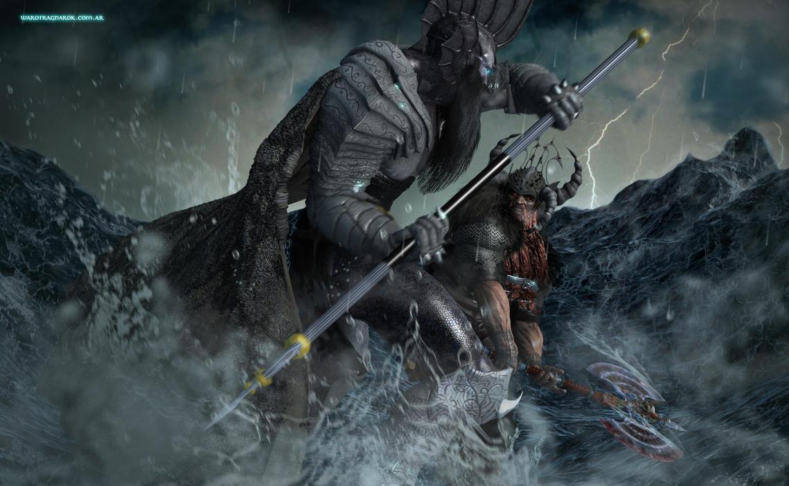 Water War by warofragnarok