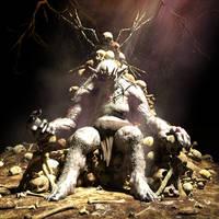 The Goblin King by warofragnarok