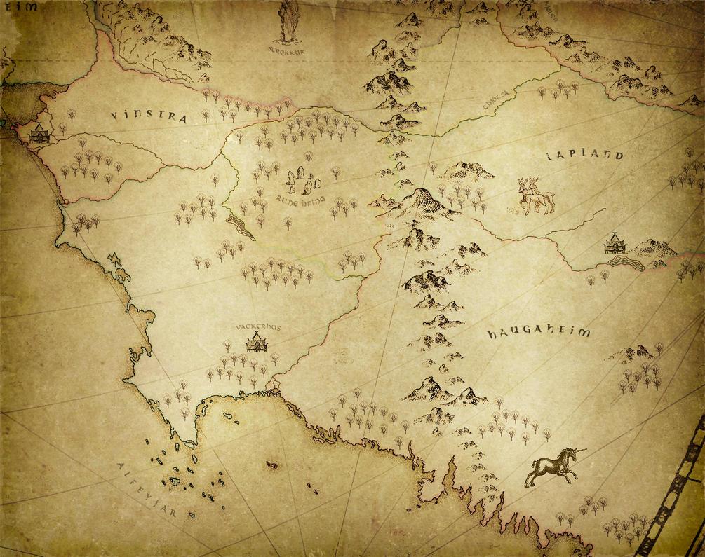 Ljosalfheim by warofragnarok