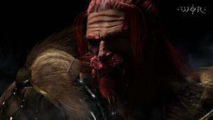 Hogni The Red by warofragnarok