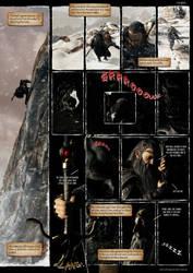 Comic Page by warofragnarok