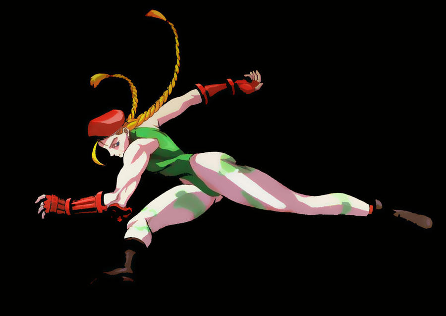 Cammy Street Fighter 2 Movie by Markisy