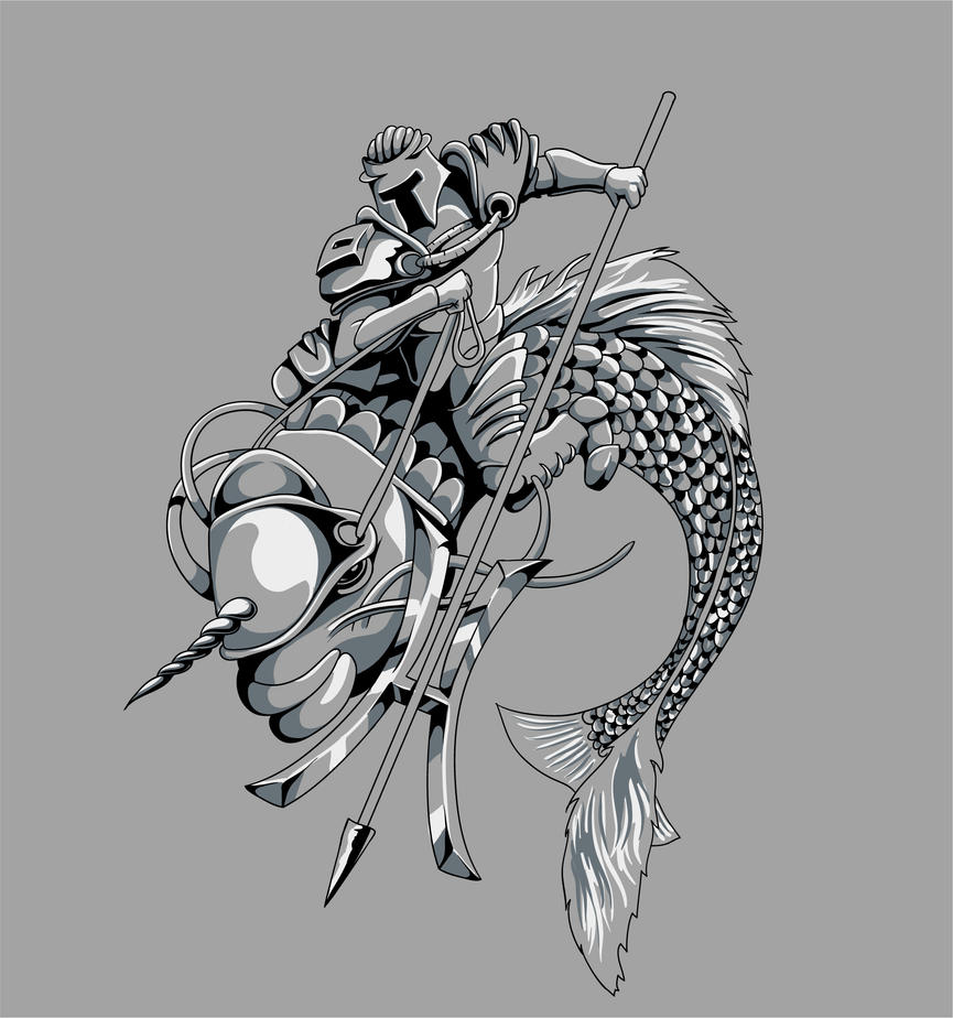 Pisces Concept By T3hSpoon Deviantart