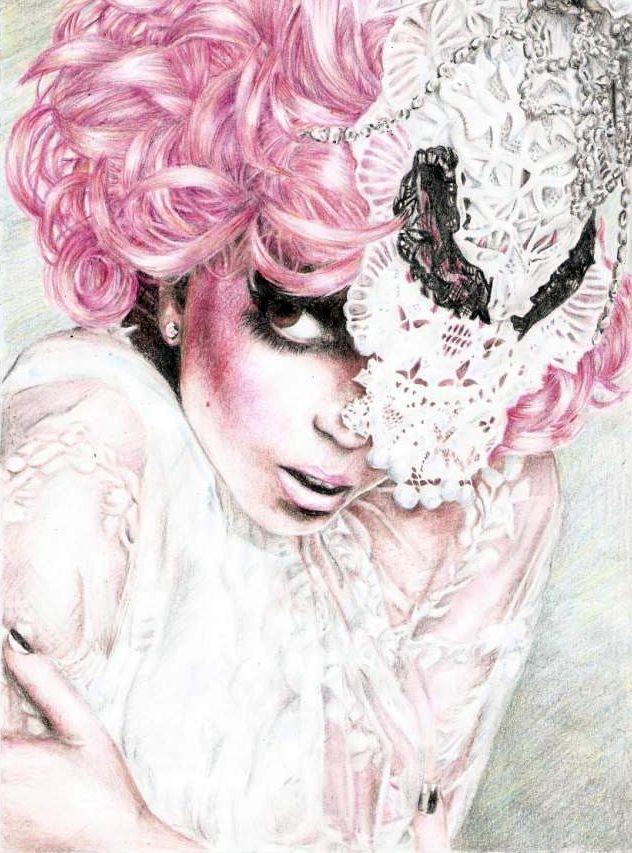Pink GaGa by LiberianGurrl