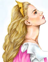 Real Princess: Aurora by LiberianGurrl