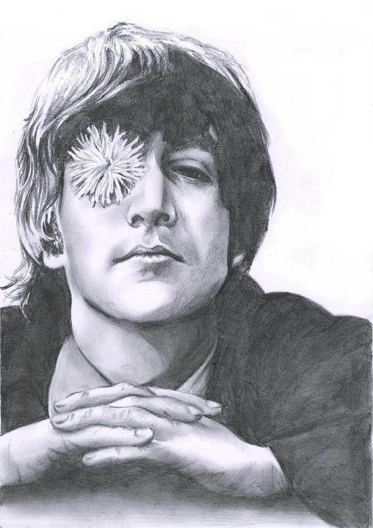John Lennon by LiberianGurrl