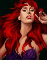 Real Princess: Ariel by LiberianGurrl
