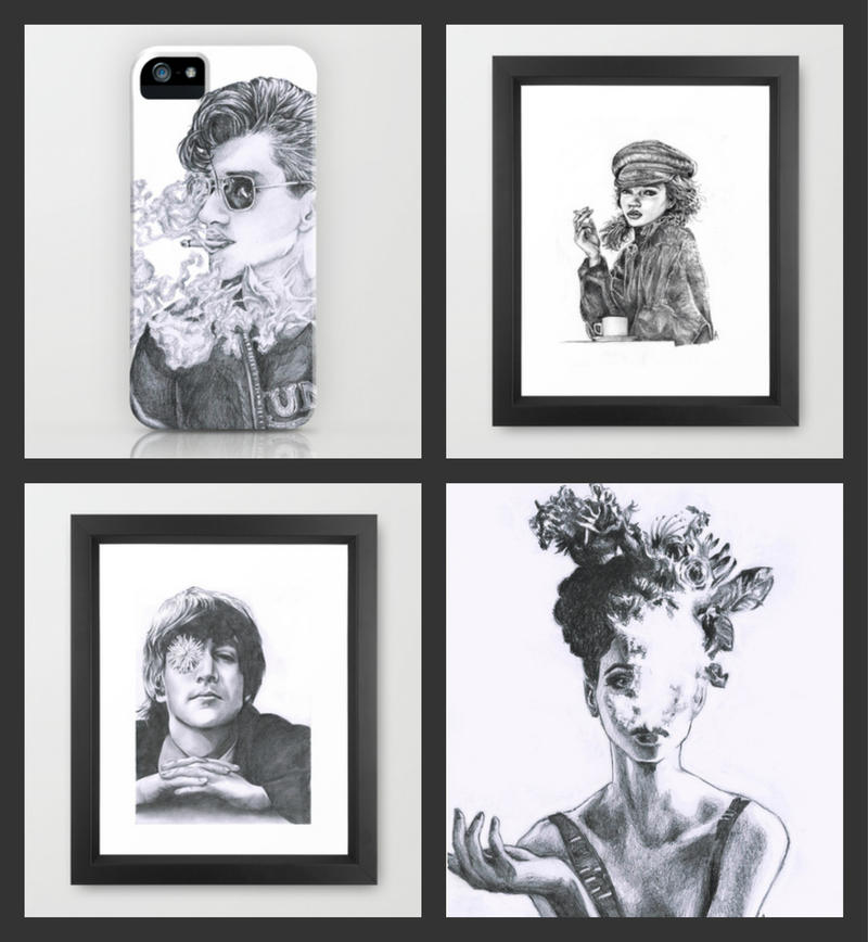 Society6 by LiberianGurrl