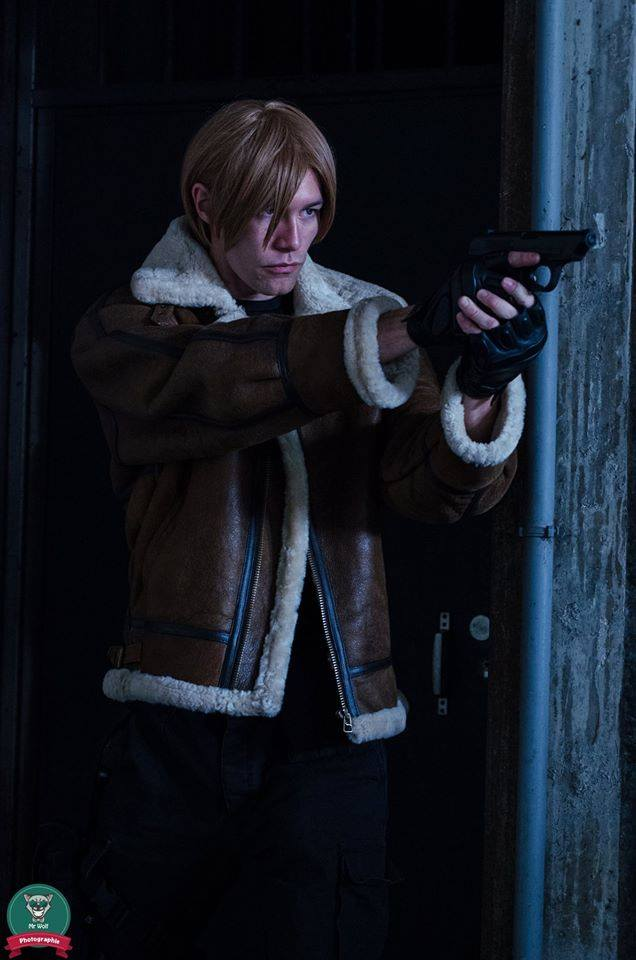 Leon S. Kennedy Resident Evil 4 version by Arkwander