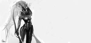 Dark Eldar Banshee
