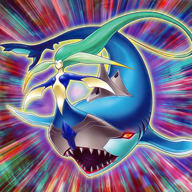 Mermaid Shark by Freezadon