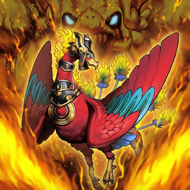 Fire King Avatar Garunix by Freezadon