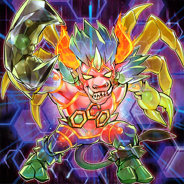 Poly-Chemicritter Dioxogre by Freezadon