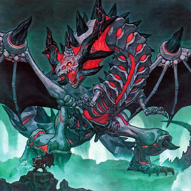 Subterror Behemoth Dragossuary by Freezadon