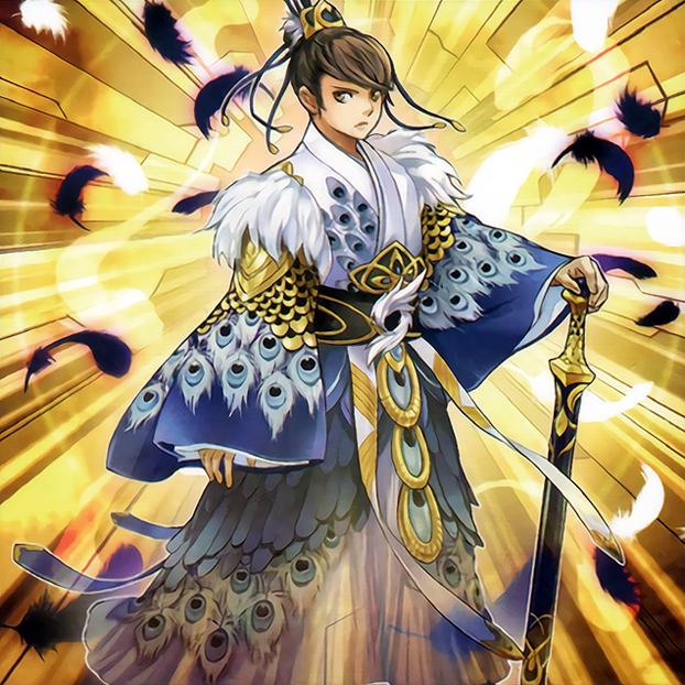Shinobaron Peacock by Freezadon