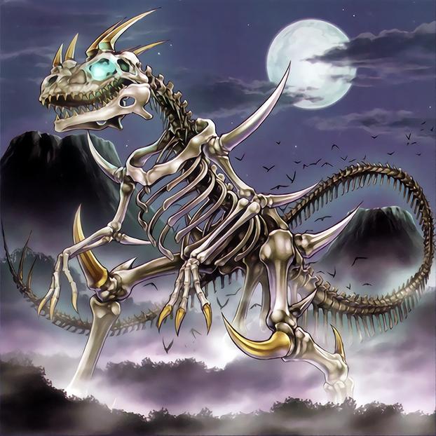 Skelesaurus by Freezadon