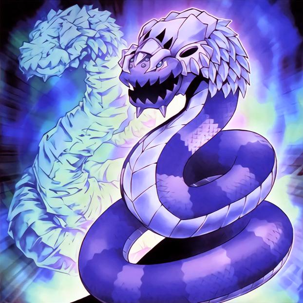 Kaiser Sea Snake by Freezadon