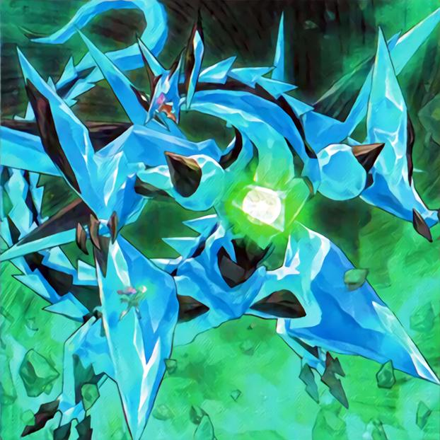 Subterror Behemoth Phospheroglacier by Freezadon
