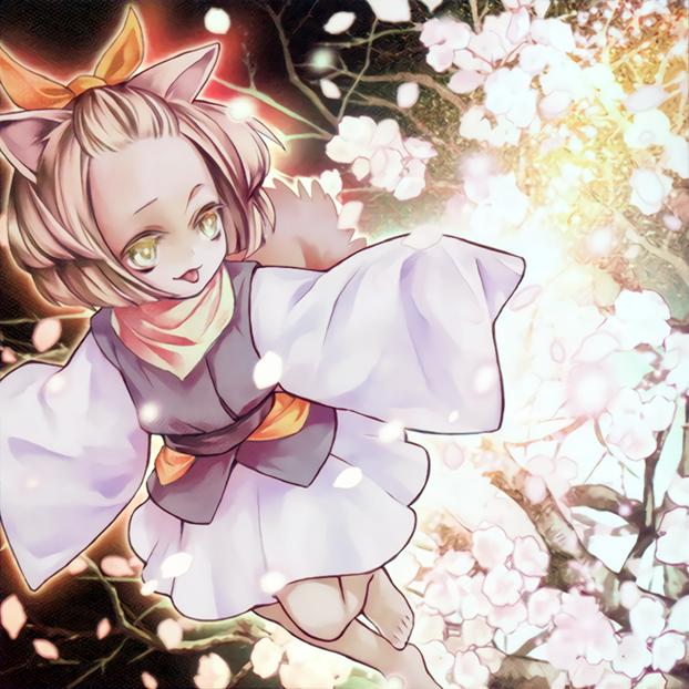 Ash Blossom Joyous Spring by Freezadon