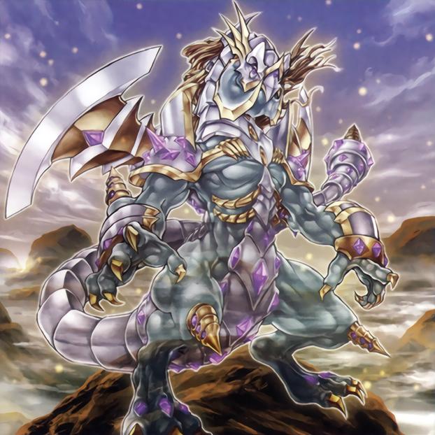 Metaphys Armed Dragon by Freezadon