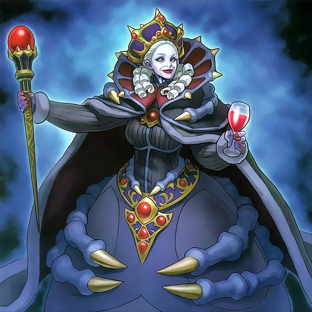 Vampire Grace by Freezadon