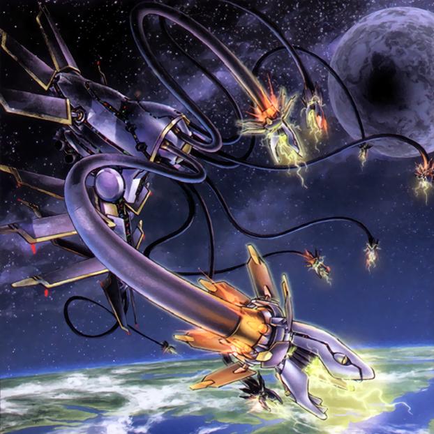 Orbital Hydralander by Freezadon