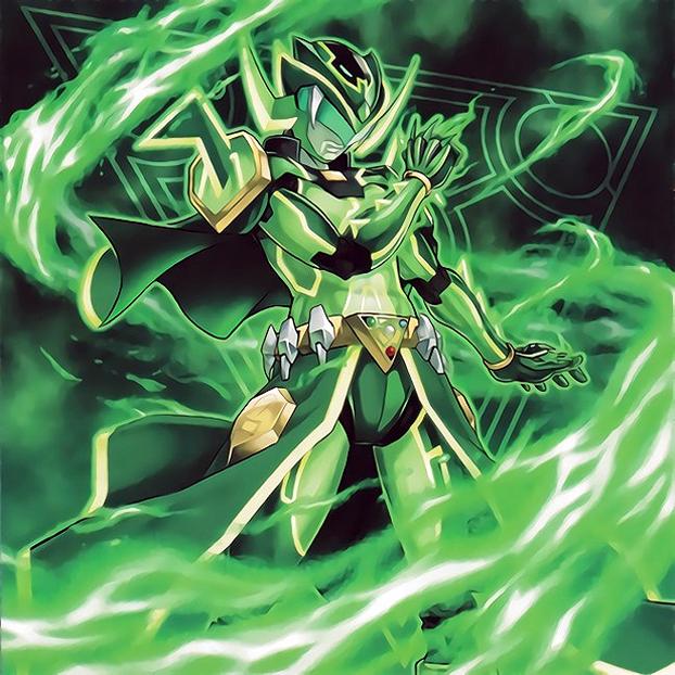 Super Quantum Green Layer by Freezadon