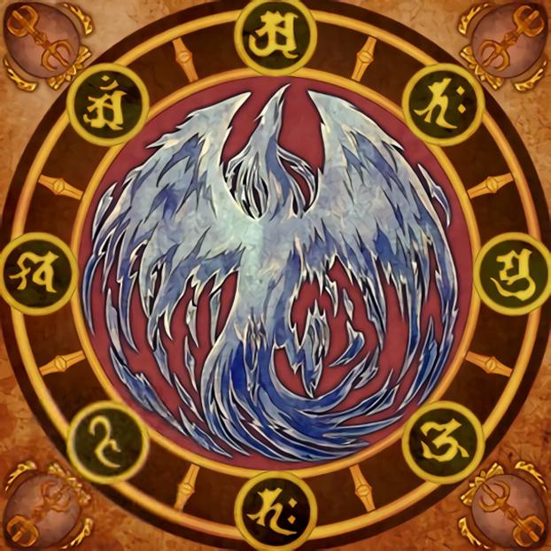 Harpie Lady Phoenix Formation by Freezadon