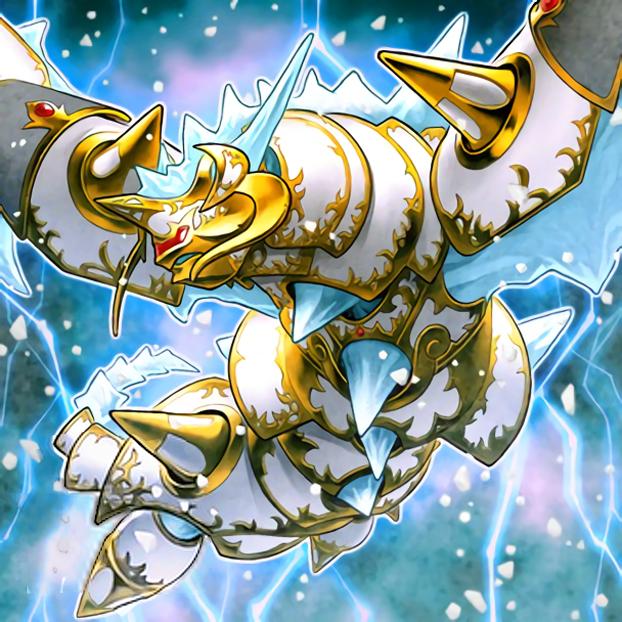 Moulinglacia the Elemental Lord by Freezadon