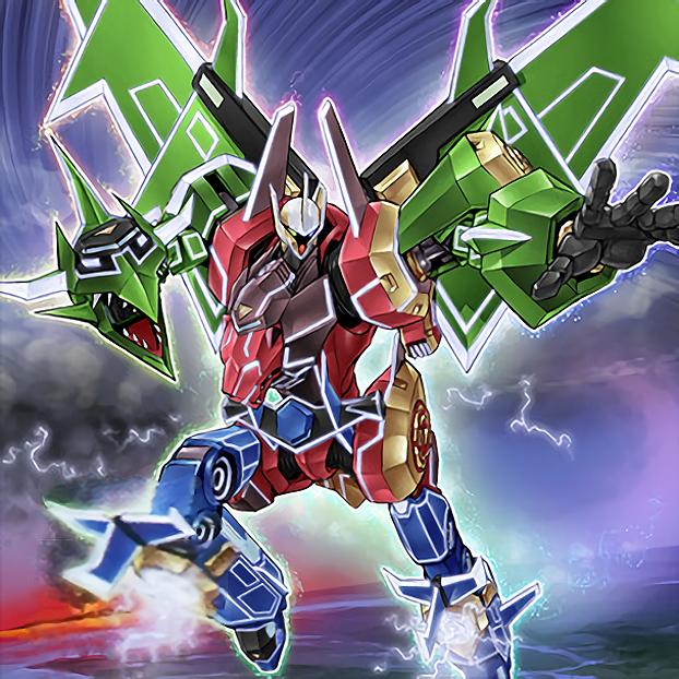 Super Quantal Mech King Great Magnus by Freezadon
