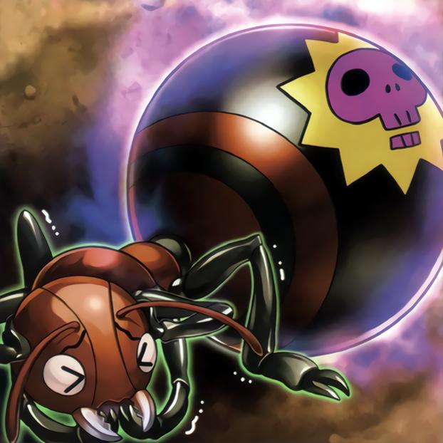 Self-Destruct Ant by Freezadon