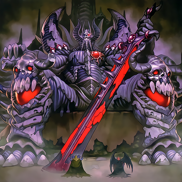Archfiend Emperor, the First Lord of Horror by Freezadon