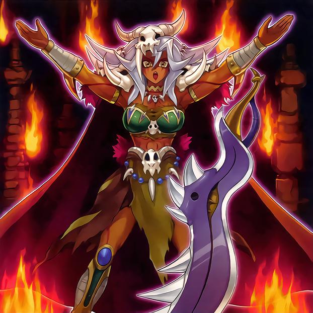 Amazoness Empress by Freezadon