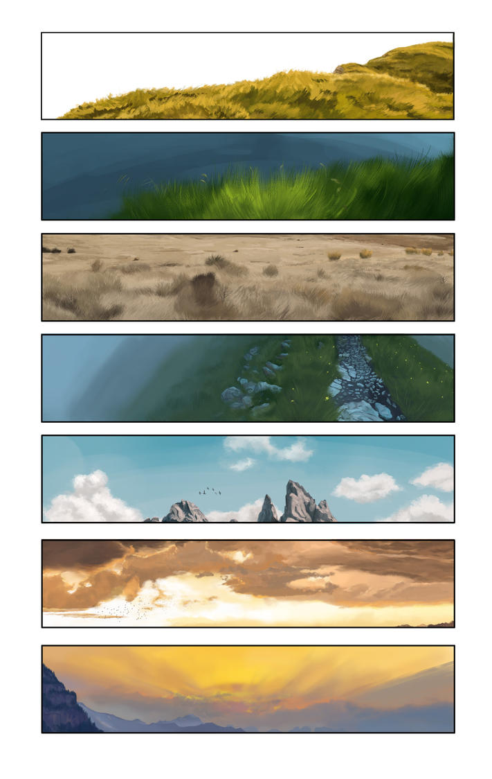 Painting Practice by abold