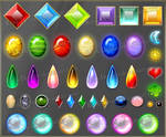 Gems 2 (downloadable stock)