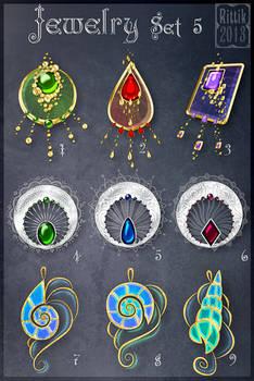 Jewelry Set 5 (CLOSED)
