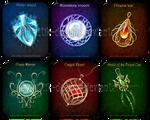 Magic items adopts 3 (CLOSED)