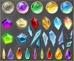 Gems 4 (downloadable stock)