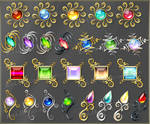 Gems 6 (downloadable stock)
