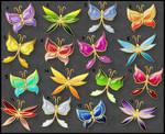 Butterflies (lottery prizes)