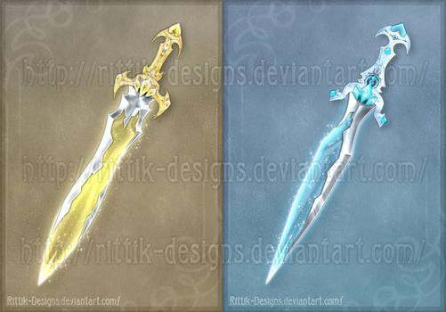Broken Swords (CLOSED)