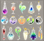 Potion adopts 10 (CLOSED)